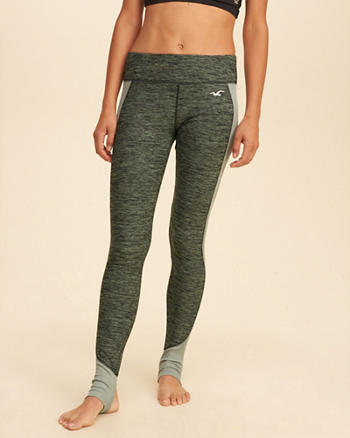 Hollister Cali Sport Stirrup Leggings