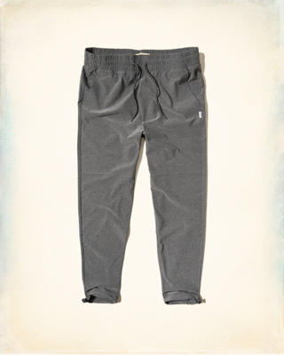 Nylon Taper Sweatpants
