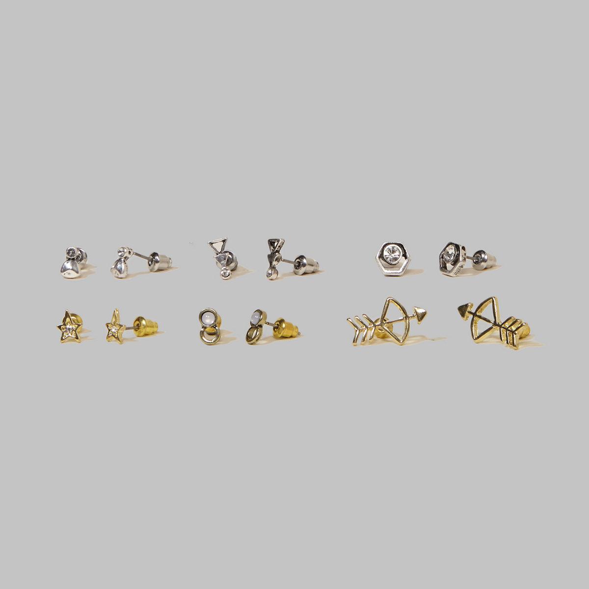 Stud Earring Set