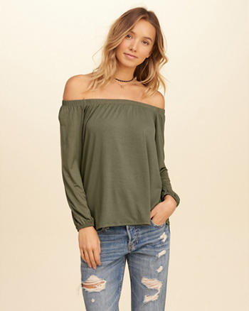 Must-Have Off-The-Shoulder Top