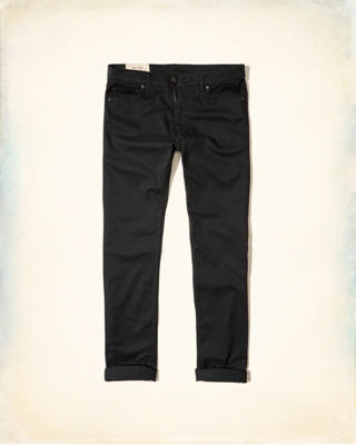 Hollister Skinny 5-Pocket Zipper Fly Pants