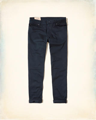 Hollister Super Skinny 5-Pocket Zipper Fly Pants