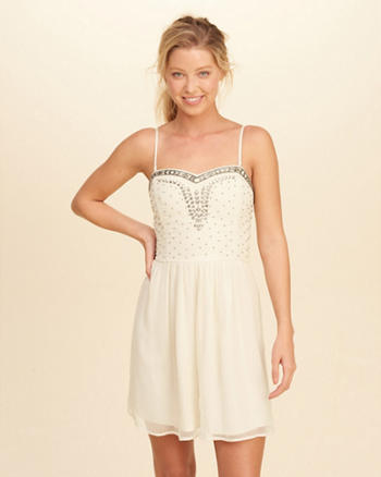 Embellished Multi-Way Dress