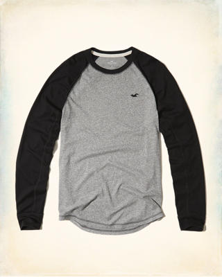 Colorblock Raglan T-Shirt