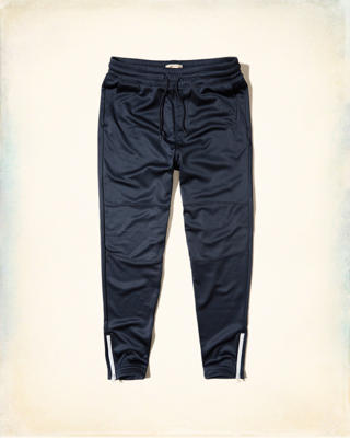 Hollister Side-Zip Track Pants