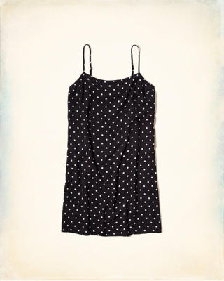 Rayon Slip Dress