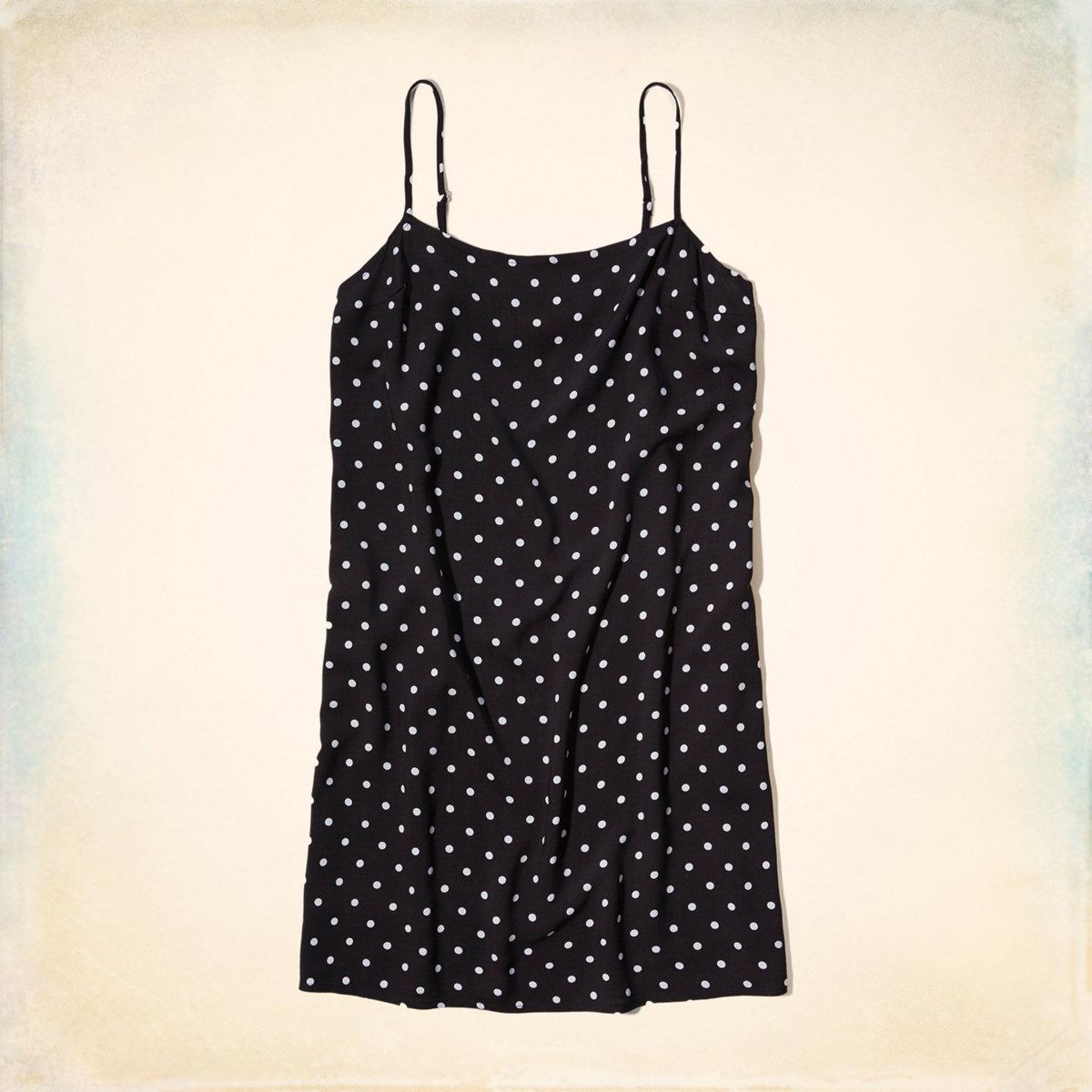 Rayon Slip Dress
