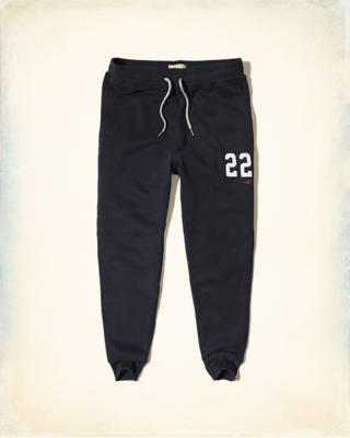 Hollister Graphic Jogger pants