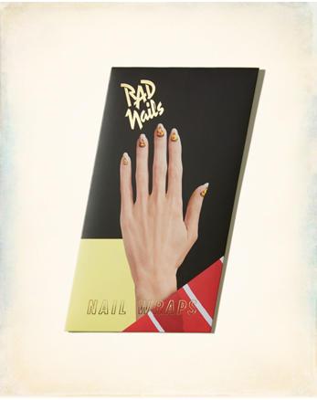 hol Rad Nails Nail Wraps