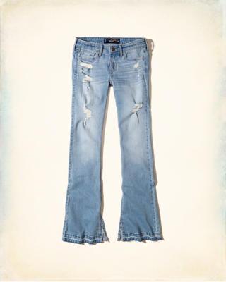 Hollister Pantalones Mujer