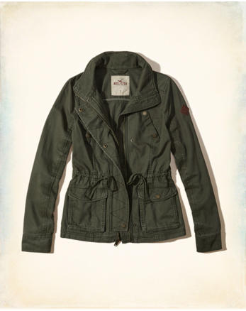 hol Twill Shirt Jacket