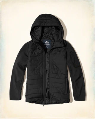 Softshell Puffer Jacket