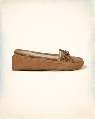 Minnetonka Cally Moccasin Slipper