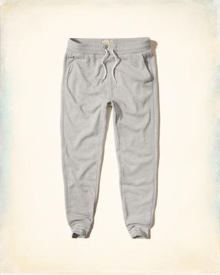 Tipped Jogger Pants