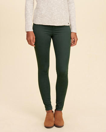 Hollister High-Rise Jean Leggings
