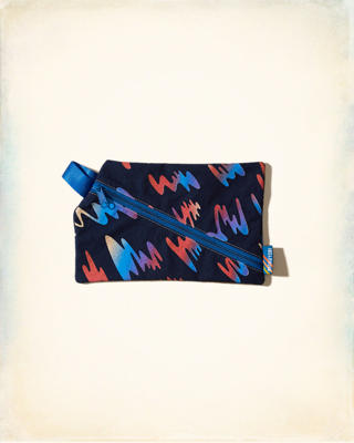 Mokuyobi Threads Angle Zip Pouch