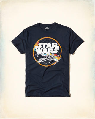 Star Wars Graphic Tee