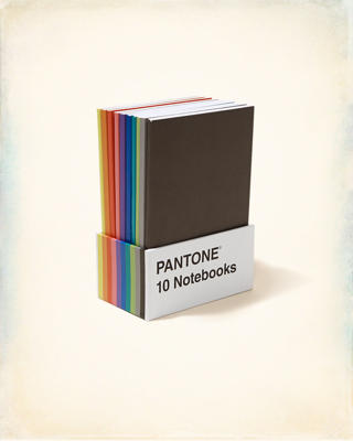 Chronicle Books Pantone Notebook Set