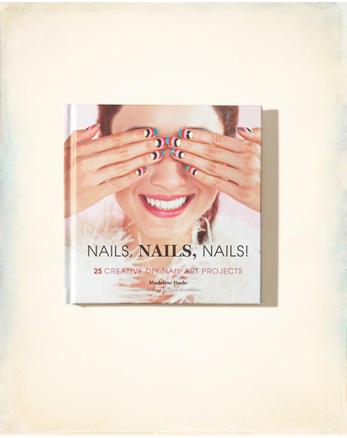 hol Chronicle Books Nails, Nails, Nails!