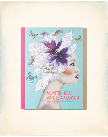 hol Chronicle Books Matthew Williamson