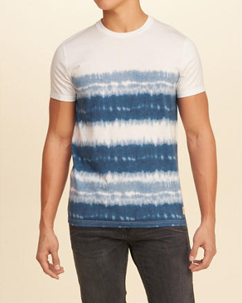 Tie-Dye Easy Fit T-Shirt