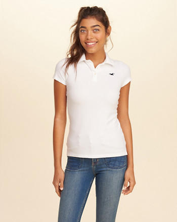 Slim Icon Polo