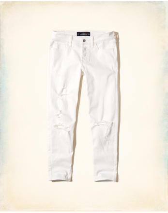hol Low-Rise Boyfriend Jeans