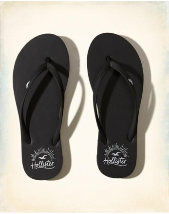 hol Icon Rubber Flip Flop