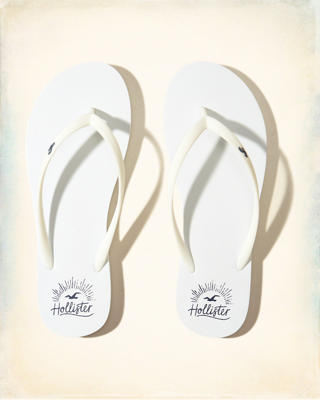 Icon Rubber Flip Flop