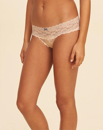 Lace Original Cheeky