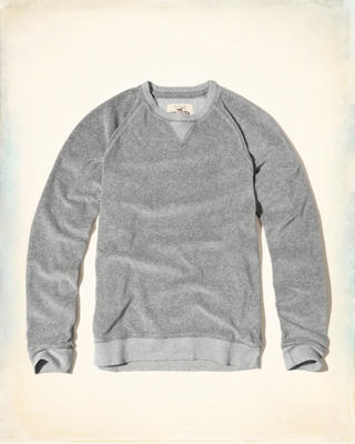 Super Soft Crew Sweatshirt