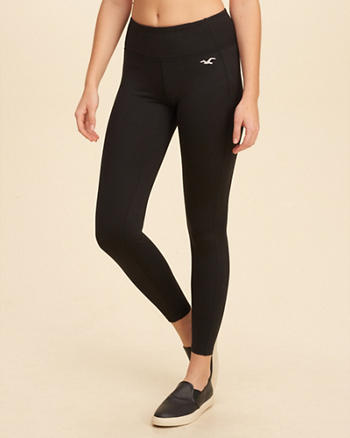 Ankle-Length Active Leggings