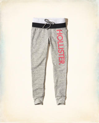 Graphic Fleece Leggings