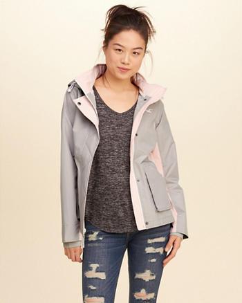Girls Jackets & Outerwear | Hollister Co.