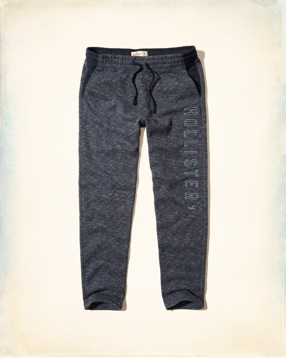 guys graphic straight leg sweatpants guys clearance hollisterco. Black Bedroom Furniture Sets. Home Design Ideas