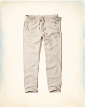 hol Graphic Straight-Leg Sweatpants
