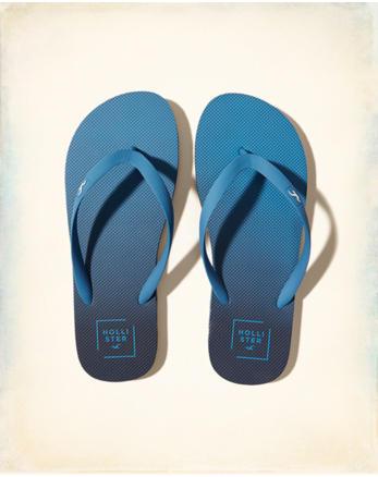 hol Logo Flip Flops