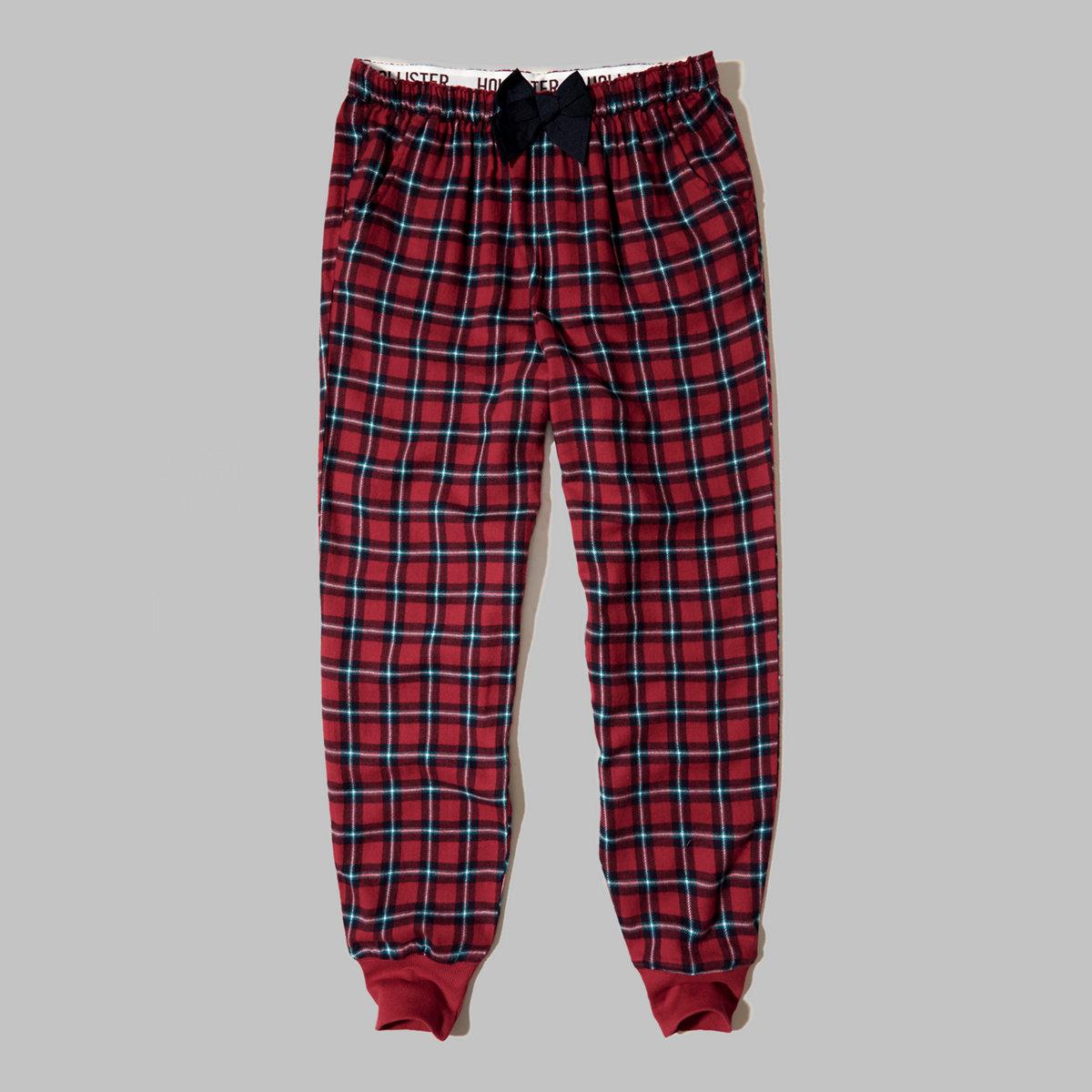 Flannel Sleep Joggers