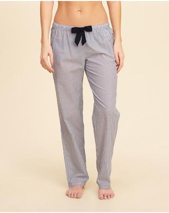 hol Woven Sleep Pants