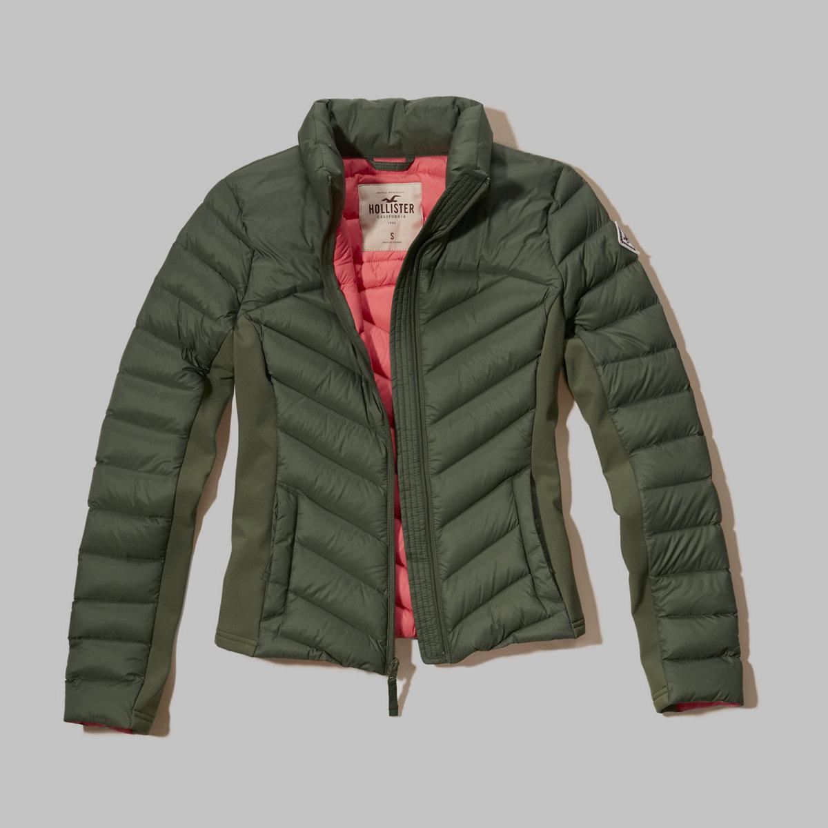 Lightweight Down Puffer Jacket
