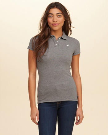 Slim Stretch Icon Polo