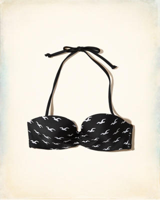 Push-Up Multi-Way Bikini Top