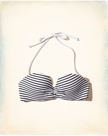 hol Push-Up Multi-Way Bikini Top