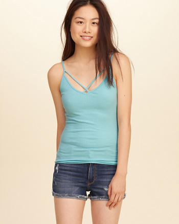 Must-Have Strappy Cami