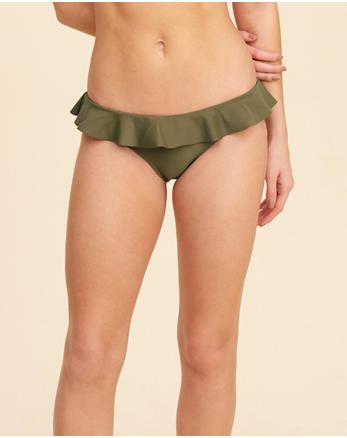 hol Ruffle Original Cheeky Bikini Bottom