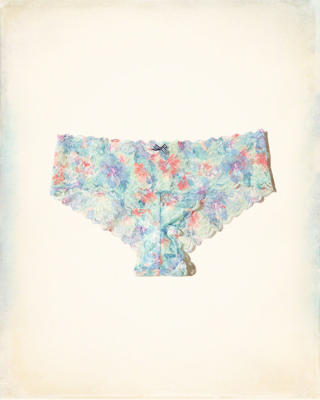 Printed Lace Original Cheeky
