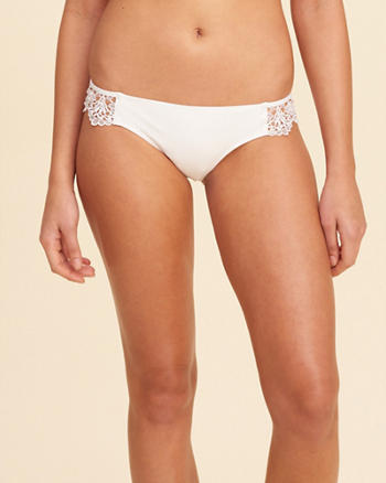 Lace Original Cheeky Bikini Bottom