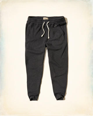 Hollister Textured Icon Jogger Pants