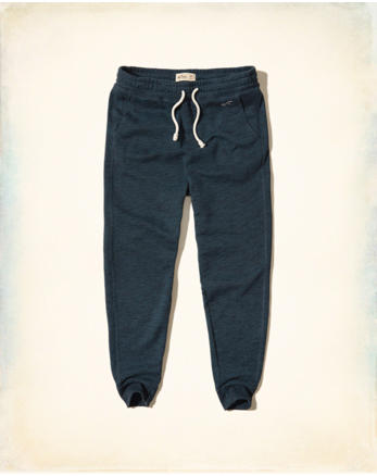 hol Fleece Jogger Pants