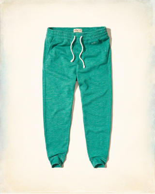Textured Icon Jogger Pants